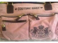 Juicy couture baby bag offers
