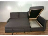 Beautiful Corner Sofa bed. Only £360. *Free Delivery and Free Assembly*