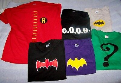 1966 Adam West Batman TV series short sleeve Batgirl costume tee shirt - Batgirl Costume 1966
