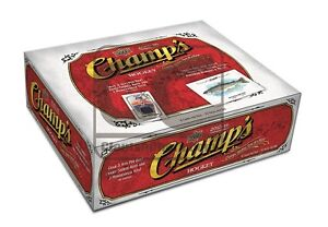 2015-16 Upper Deck Champs Hockey Cards Hobby Box