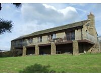 Detached country house to rent: SHORT TERM