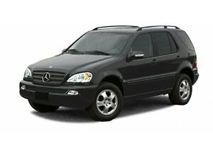 2003 Mercedes-Benz ML500 SUV