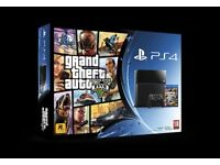 PLAY STATION 4 500GB + GTA V