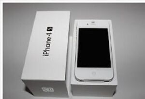Unlocked iPhone 4S, Excellent Condition, 16 Gb, White Colour