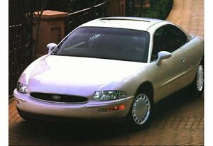 1998 Buick Riviera Coupe (2 door)