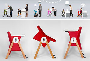 The HiLo high chair from Age Design