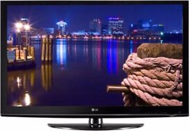 42 INCH LG HD TV WITH BUILT IN FREEVIEW **CAN BE DELIVERED**