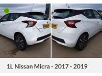 1L Nissan Micra parts breaking ALL parts available @ LiveCarBR com