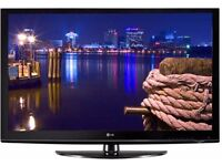 LG 42PQ3000 42-inch Widescreen HD Ready Plasma TV with Freeview - Black
