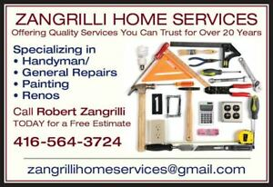 Reliable and Clean Handyman Services