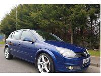 Vauxhal Astra 2.0L Turbo SRI
