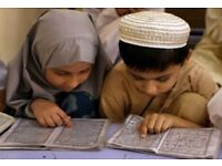 Quran lessons with Tajweed for children