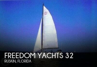 1984 Freedom Yachts 32 Used