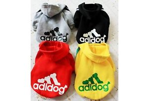 Adidog new winter dog clothes, autumn and winter puppy jumpsuit, Regina Regina Area image 1