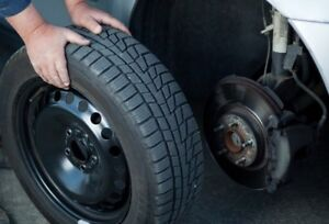 Mobile Tire Changing Service 'We come to you'