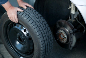 At Your Door Tire Changing Service