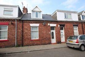 3 Bedroom Terraced House. Ravensworth Street, Millfield, Sunderland. £450 per month.