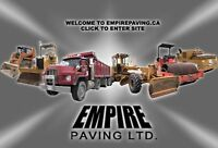 *** EMPIRE PAVING LTD. - empirepaving.ca ***