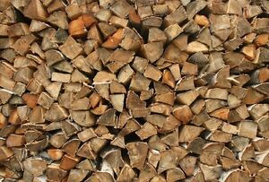 Birch Firewood/ Delivery Available