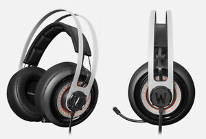 World of Warcraft Steelseries Siberia 650 RGB Gaming Headset