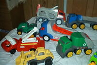 LITTLE TIKES TRUCKS