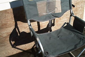 GCI OUTDOOR CAMPING CHAIR***REDUCED***