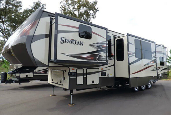 Top 10 Fifth Wheel Toy Haulers Ebay