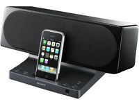 Sony Docking Station-ipod/iphone compatible