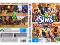 Sims 3 Adventures PC Game
