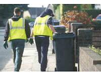 street refuse collectors wanted in Amersham