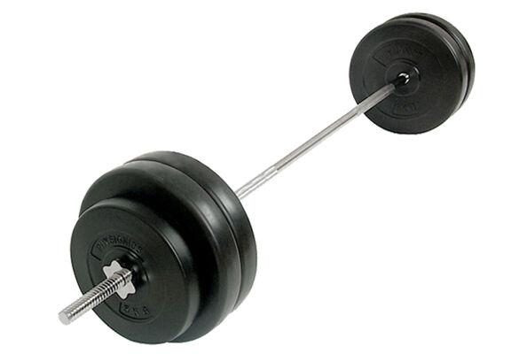 Physionics Dumbbell Barbell Set, 40kg for £54.03