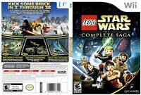 LEGO Star Wars: The Complete Saga for Wii