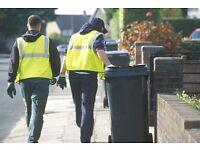 Refuse loaders required in Welwyn Garden City