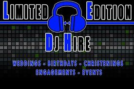 LTD EDITION DJ HIRE LIVERPOOL
