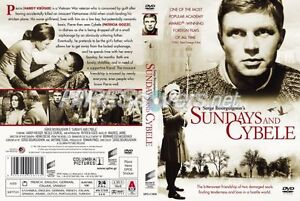 Film Sundays and Cybele en DVD (format PAL)