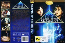 CHILDREN OF THE DOG STAR - VERY RARE NEW ZEALAND DVD