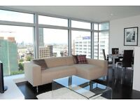 # Stunning 2 bed 2 bath available now on the 20th Floor in Pan Peninsula Square - call now!!