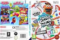 Looking for family game night 3 for wii