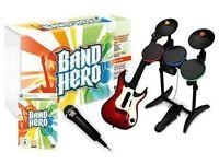 Guitar band hero drums ps3 game
