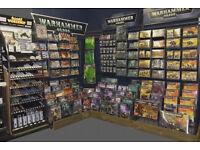 Wanting to buy Warhammer/Warhammer 40k