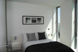 Luxury 2 Bed 2 bath flat Pan Peninsula E14 gym, pool, concierge, cinema South Quay Canary wharf- KP