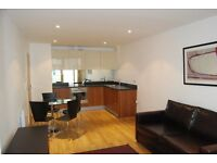 £996.67pcm One Double Bedroom, Balcony, Available NOW