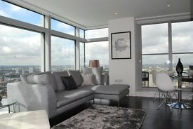 ***Exquisite 2 Bed Apartment, Wonderful View, East Tower Pan Peninsula, Canary Wharf, Must See!!!***