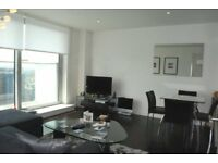 1 bed apartment available 21st floor of Canary wharf development E14-TG
