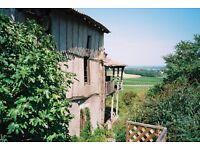 Historic Cottages & 1.2acres land for sale in stunning hamlet in Dordogne region of Bergerac France
