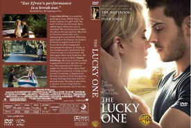 THE LUCKY ONE REGION 2 DVD