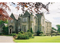 Part Time Housekeeping positions at Kilconquhar Castle Estate