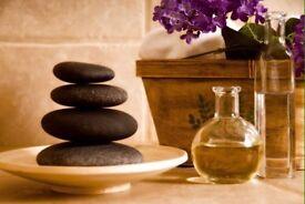 Massage by Oriental guy