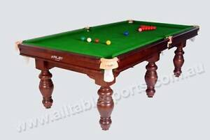 8 Foot Slate Riley Sovereign Billiard Table (Floor Table Special) Riverwood Canterbury Area Preview