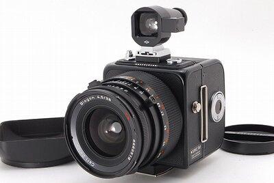 Пленочные фотокамеры 【Mint】Hasselblad SWC/M Black with